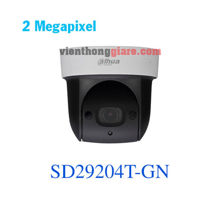 Camera IP Speed Dome 2.0 Megapixel DAHUA SD29204T-GN