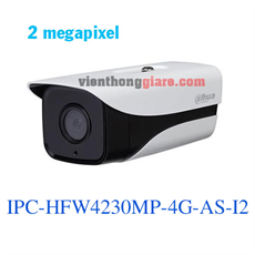 Camera IP hồng ngoại 4G 2.0 Megapixel DAHUA IPC-HFW4230MP-4G-AS-I2