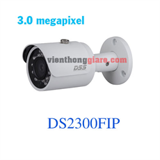Camera IP hong ngoai 3.0 Megapixel DAHUA DS2300FIP