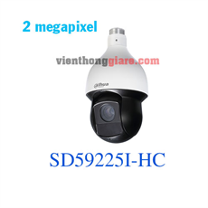 Camera HDCVI Speed Dome 2.0 Megapixel DAHUA SD59225I-HC