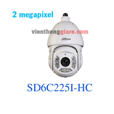Camera HDCVI Speed Dome 2.0 Megapixel DAHUA SD6C225I-HC