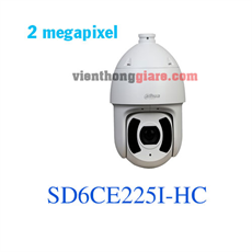 Camera Speed Dome HDCVI 2.0 Megapixel DAHUA SD6CE225I-HC