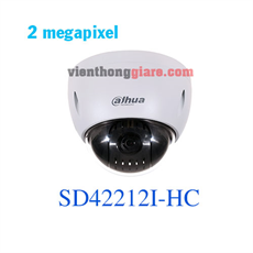 Camera HDCVI Speed Dome 2.0 Megapixel DAHUA SD42212I-HC