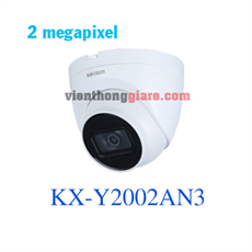 Camera IP Dome 2.0 Megapixel KBVISION KX-Y2002AN3