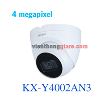Camera IP 4.0 Megapixel KBVISION KX-Y4002AN3