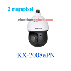 Camera IP Speed Dome 2.0 Megapixels KBVSION KX-2008ePN