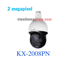 Camera IP Speed Dome 2.0 Megapixel KBVISION KX-2008PN