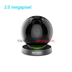 Camera IP hồng  2.0 MP KBVISION KBONE KN-H22PW