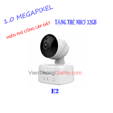 Camera 1MP Cloud IP Camera E2 (1.0MP)