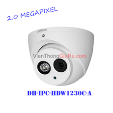 Camera IP dahua 2.0mp IPC-HDW1230C-A